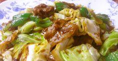 簡単♪おうちでお店みたいな☆回鍋肉 by wakwaksan 【クックパッド】 簡単おいしいみんなのレシピが275万品