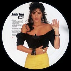 Sabrina 90s Teen Fashion, Sabrina Salerno, Off Shoulder Blouse, Most Beautiful, Mini Skirts, Celebrities, Star Wars, Beauty, Pictures