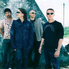 This article suggests a list of the ten greatest rock bands of all time and provides a short biography of each group, as well as photos and videos. Adam Clayton, U2 Music, Music Love, Music Is Life, Rock Music, Dublin, Rock And Roll Bands, Rock N Roll, Great Bands