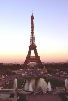 Imagen de paris, france, and eiffel tower