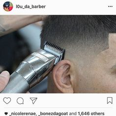 This is Awesome!! Got this from @babyliss4barbers Go check em Out  Check Out @RogThaBarber100x for 57 Ways to Build a Strong Barber Clientele!  #barbersinctv #fadegame2raw #barbergang #barbernomics #barbersonlymagazine #naturalhair #hair #xotics #fitbarber #andis #whalpro #osterpro #scumbag #underarmour #nike #batonrougebarber #lsu #subr #225 #joshthebarber #havocbarbershop #barberinga #nolacuts #nolabarber #joshtheclipperjunkie #louisiana #clipperjunkies #clipperjunkie #freshcuts #freshcutz