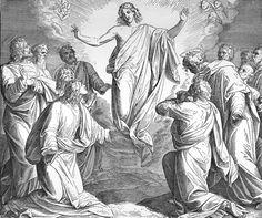Bilder der Bibel - Himmelfahrt Jesu