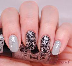 Kynsin: Eri paria Nail Art, Nails, Beauty, Finger Nails, Ongles, Nail Arts, Beauty Illustration, Nail Art Designs, Nail