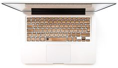 Woody  Decal Keyboard Sticker for Macbook Mac Lenovo by Keyshorts