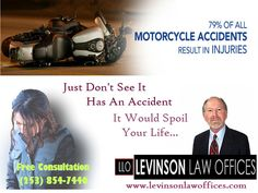 #Motorcycle Accident Lawyer | Motor Vehicle #Injuries | Kent Car Collision #Attorneys