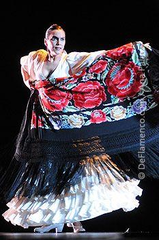 Rafaela Carrasco, Festival Flamenco Nimes 2011