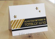 Papertrufflez—masculine birthday