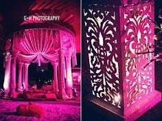 Indian Weddings, Decor