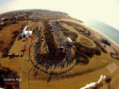 Ocean's Run Half Marathon RI 3/8/15...first Half!! Amazing!