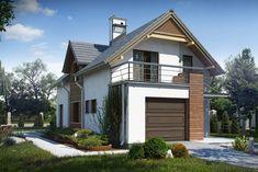 Case cu terasa la etaj