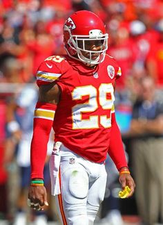 """He was placed on the non-football illness list and is out for the rest of the season. Berry released a statement through the team's site: """"I am truly thankful for all of the support from family, friends, coaches, teammates and the entire Chiefs kingdom. At first I was in shock with the diagnosis on Saturday and did not even want to miss a game, but I understand that right now I have to concentrate on a new opponent. I have great confidence in the doctors and the plan ......"""