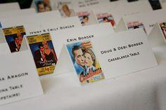 Bodas Cucas: Ideas originales para nombrar las mesas del banquete