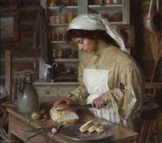 """""""Pioneer Bread"""" - Morgan Weistling"""