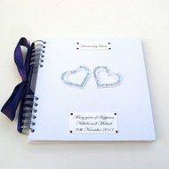 Wedding Anniversary Memory Book