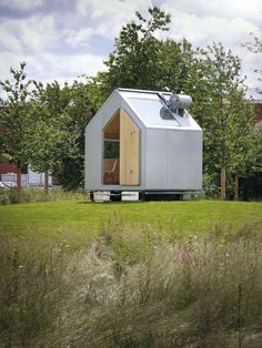 Minihaus in Weil am Rhein von Renzo Piano
