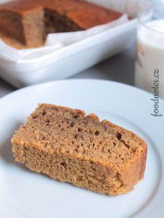Jednoduchá dýňová buchta - recept na takový pumpkin cake Masala Chai, Banana Bread, Food, Chai, Essen, Meals, Yemek, Eten