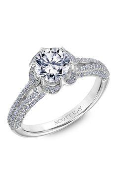 Shop Scott Kay 31-SK6020ERP-E Engagement rings | Bailey Banks & Biddle