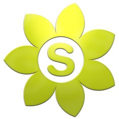 Skype Flower Icon, PNG ClipArt Image | IconBug.com