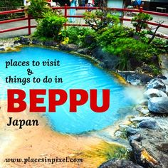 Check out the top places to visit and things to do vacationing in Beppu - Japan's onsen hub. A weekend in Beppu (Kyushu island) is a perfect way to relax. places to see in beppu Beppu, Monkey Park, Things To Do, How To Memorize Things, Japan Travel Guide, Kyushu, Ways To Relax, Travel Aesthetic, Travel Essentials