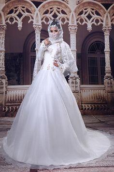 Eleganten Stehkragen A-Line Hochzeitskleid ba0605 - http://www.brautmode-abendkleid.de/eleganten-stehkragen-a-line-hochzeitskleid-ba0605.html - Ausschnitt: Stehkragen. Stoff: Organza. Ärmel: Lange Ärmel. Farbe: Elfenbein. Silhouette: A-Line. - 191.59