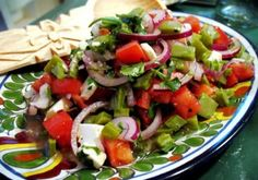 Southwestern Cactus Salad Recipes — Dishmaps