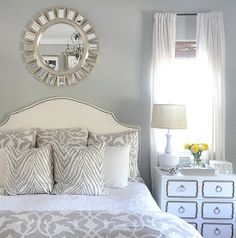 The bed is the most important feature in any bedroom and designers often choose an upholstered headboard as an attractive alternative to wood or metal versions. Upholstered headboards add softness to a bedroom and are an opportunity to add a beautiful fabric to the room. Upholstered headboards are available in many different designs, and one [...].