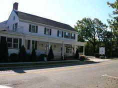 Cranbury Inn in  Cranbury, NJ (Est. 1750). Historic inn located in a beautiful small town in Central NJ.