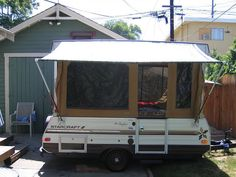 Best Camper Awning Ideas For Perfect Summer Camp Fres Hoom