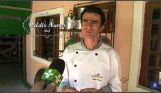 Vila Don Patto | Chef Valdir Nunes | Jornalismo TV Cultura, primeira edição | Bacalhau à Brás. Outubro de 2016.