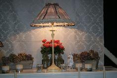 lampe Cottage  - lampe de bureau - D'Ombres et de Lumière - Fait Maison