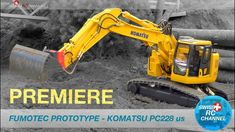 You watch a very exciting premiere. I'm very happy to presents the prototype from RC Komatsu us Excavator ►► show more on Construction Machines, Dji Phantom 3, Trucks, Radio Control, Video Editing, Outdoor Power Equipment, Youtube, Channel, Social Media