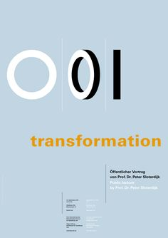 Christoph Burkardt & Albrecht HotzTransformationInternational Design Forum Ulm, 2005 HfG Ulm Foundation