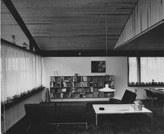 bo-562 in a 1960s Danish interior
