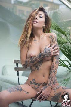 Sonya Gilli (Indaco Suicide)