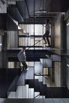 K8, Kyoto / Florian Busch Architects. Image © Sohei Oya, Tokyo. Courtesy of…