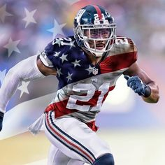 Being AMERICA'S TEAM and all..... #REALAmericasteam #Giants #GiantsPride #giantsnation #gfam #gmen #Newyorkgiants #nygiants #bigbluenation #bigblue #bigbluewreckingcrew #nyg #21 #13 #90 #88 #rook #obj #nypd