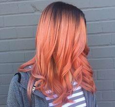 Blorange Hair Color
