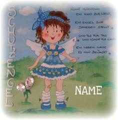 Schutzengelbild Taufgeschenk Fictional Characters, Art, Grief, Guardian Angel Pictures, Kids, Art Background, Kunst, Performing Arts, Fantasy Characters