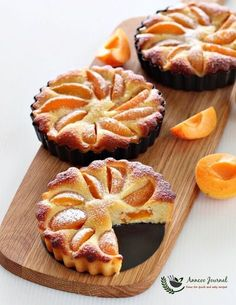 Gluten Free Apricot Almond Tart
