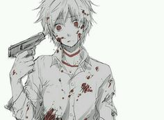 I was screaming ' Shion, you put that fucking gun down now!' I hate this part