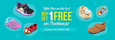 Firstcry Offer of the Day - Buy 1 Get 1 Free on 1000  Styles of Footwear - Couponscenter