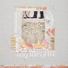 fall layout by michelle deleon