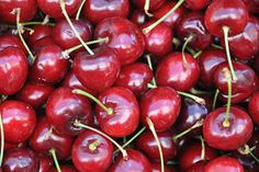 5 Things You Probably Didn't Know About Cherries! http://www.eatgroovy.com/2013/02/5-things-you-probably-didnt-know-about.html