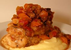 Beyond Salmon: Monkfish Osso Buco