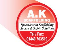 If you are searching industrial scaffolding at your affordable price so please contact us. We offer cheap and best industrial scaffolding services in Cambridge all size are available over here.  We are available in your service 24*7 you can contact us any time at 01440 703 519.