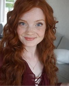 Just another guy who happens to be completely obsessed with freckles and redhead girls. Natural Redhead, Gorgeous Redhead, Redhead Girl, I Love Redheads, Redheads Freckles, Freckles Girl, Red Heads Women, Red Hair Woman, Freckles