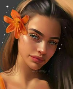 Cartoon Girl Images, Cartoon Art Styles, Pretty Art, Cute Art, Facebook Cover Photos Flowers, Girl Artist, Girly Drawings, Spring Art, Illustrators On Instagram
