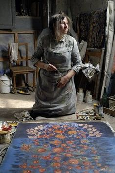 beautiful Peter Weir film about French artist Seraphine de Senlis. Want to see. Film Movie, The Artist Movie, French Movies, Films Cinema, Bon Film, I Love Cinema, Movie List, Great Movies, Movies Showing