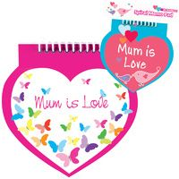 Heart Memo Pad - SOLD OUT