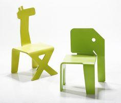 Le mobilier enfant se veut coloré, ludique et sûr